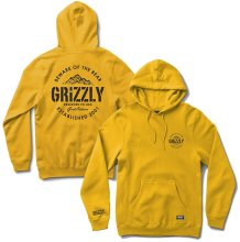 Grizzly All Terrain Hoodie, Gold
