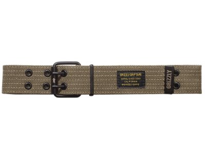 Grizzly Army Belt, Military Green
