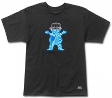 Grizzly Boo Johnson Pro Tee, Black