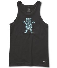 Grizzly Drops OG Bear Tank, Black