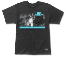 Grizzly Haze OG Bear Pocket Tee, Black