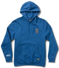 Grizzly Koala Bear Hoodie, Royal