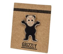 Grizzly Nightmare Pin