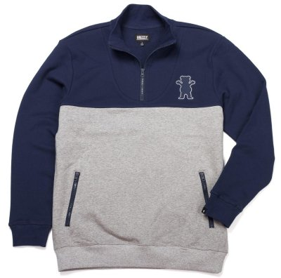 Grizzly PAT Tech Jumper Jacket, Navy