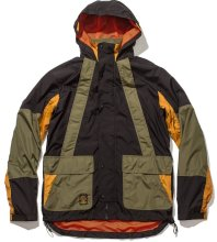 Grizzly Redwood Jacket, Black