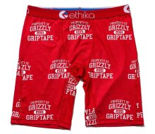 Grizzly x Ethika Property Boxer, Red