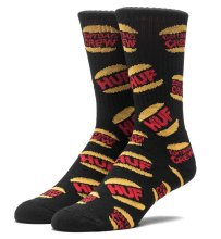 HUF DBC King Socks, Black