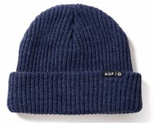 HUF Usual Beanie, Denim Heather