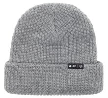 HUF Usual Beanie, Grey Heather