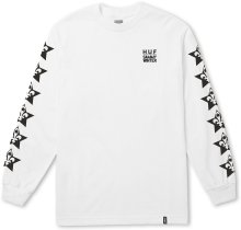 HUF X Cliché Sammy Winter LS Tee, White