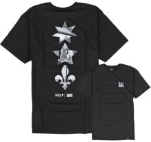 HUF X Cliché Sammy Winter Tee, Black