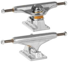 Independent 139 Stage 11 Trucks, Silver (Set of 2)