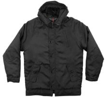 Independent Brisk Cold Weather Jacket, Black