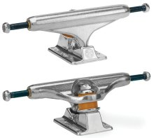 Independent 139 Forged Titanium Stage 11 Trucks, Silver (Set of 2)