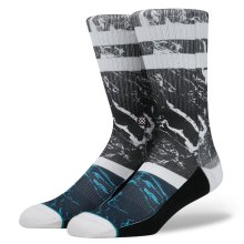 Stance Marble Socks, Black