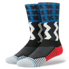 Stance Mission One Socks, Blue