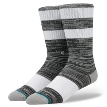 Stance Mission Socks, Grey
