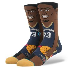 Stance Anthony Davis Socks, Navy