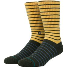 Stance Puma Socks, Gold