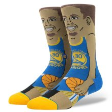 Stance Stephen Curry Socks, Blue
