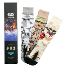 Stance x Star Wars Empire Strikes Back Socks, 3 Pack