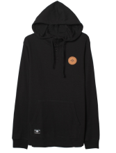 LRG 1947th Edition Thermal Hoodie, Black