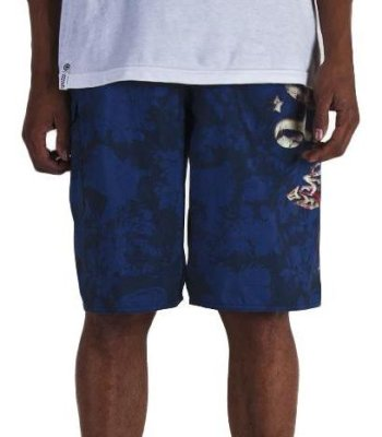 LRG Bird of Prey Boardshorts, Navy