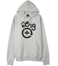 LRG Cycle Logo Hoodie, Ash Heather