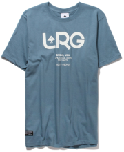 LRG Earth Down Tee, Bluestone