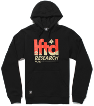 LRG Expedition Pullover Hoodie, Black