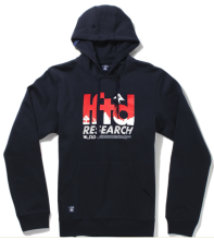 LRG Expedition Pullover Hoodie, Navy