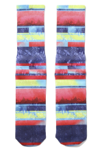 LRG Fallen Leaves Crew Socks