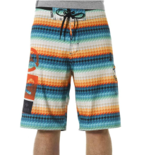 LRG Hound Doggie Boardshorts, Black Multi