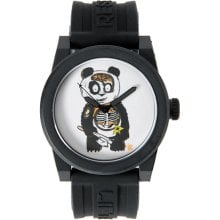 LRG Icon Series Bear Art Watch, Black