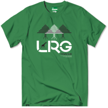 LRG Illusion Tee, Turf