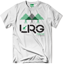 LRG Illusion Tee, White