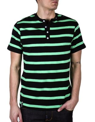 LRG Nautical By Nature Henley, Black