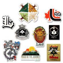 LRG Nine Sticker Pack