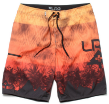 LRG Plant Nation Boardshorts, Gold