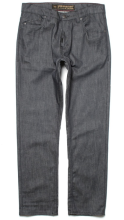 LRG RC TT Denim, Grey Crinkle