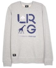 LRG RC Two Crew, Ash Heather