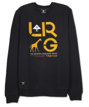 LRG RC Two Crew, Black