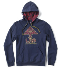 LRG Research Collection Hoodie, Navy