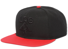 LRG Research Collection Snapback, Black