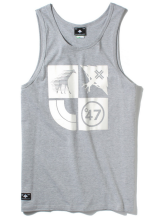 LRG Research Collection Tank, Ash Heather