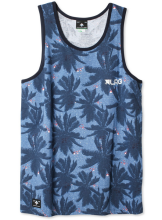 LRG Stay Palm Keep Cool Tank, Pale Blue