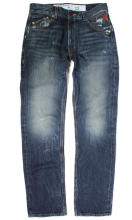 LRG RC TT Jeans, Indigo White Wash