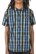 LRG Thrill Of Victory SS Woven, Black