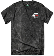 LRG Timber Flag Wash Tee, Black