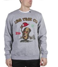 LRG Tree Co. Sweatshirt, Ash Heather